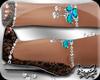 ! Sierra Teal blue heels