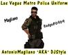 Las Vegas Metro Uniform