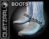 [8Q] TEXAS WHITE Boots