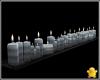 C2u Blue Cream Candles 2