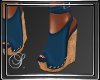 (SL) Boho Wedge