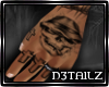 |C| OG Hand Tattoos