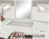 H. Vanity Dressing Mirror