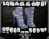 +Vio+ Uni Heels Blue