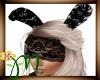 *M* Lace bunny ears