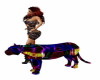 Abstract Tiger Pet 1