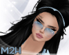 ~2~  Zenovia Hair Black
