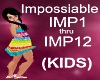 (KIDS) Impossiable Song