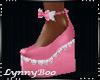 *Cute Pink Sandals