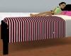 Pink n Black Cuddle Bed