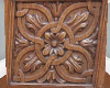 Ornamental Wall Divider