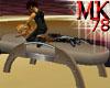 MK78 LUX.MASSAGECOUCH