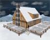 BC Mountain Cabin
