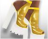 ~Gw~ Yellow Babe shoes