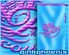 Grape Razz Beach Towel