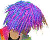 Sketchy Stripey Hair