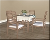 City Apt Table/Chairs