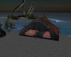 Tent RedBlack - R69