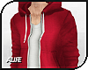 A| Red Hoodie