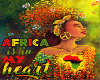 African In Heart ART