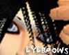 *K™ Kabuki thin eyebrows