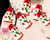 Layerable Cherry Nails