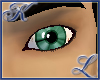 KL Lt Green Eyes M