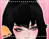 🔔 Candy | Black Bangs