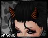 P  Orange Horns