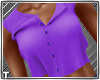 Zippos Lilac Purple Top