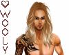 -SIM- long hot blond