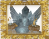Blue Angelis Throne