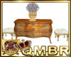 QMBR Baroque Chess Stool