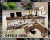 MATERNITY: office desk