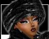 SuadeTymez Black Fur Hat