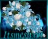 Blue Dream  Bride Boquet