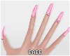 eLight Pink Nails