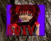Red Punk Hair BotV