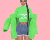 Green Chanel L