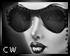 !C PVC Diva Glasses