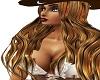 sienna blonde hat hair
