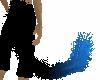 ~mkk~ black n blue tail
