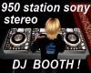 Music Station DJ Booth