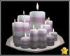 C2u Rose Cream Candles 1