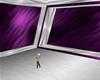 Silver/Purple room