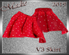 !a V3 Playhouse Skirt