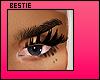 b. Amethyst blue eye.