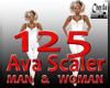 AVA scaler 125 M&W