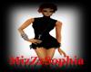 mini dress black!