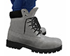 Gray Work Boots 2 (M)